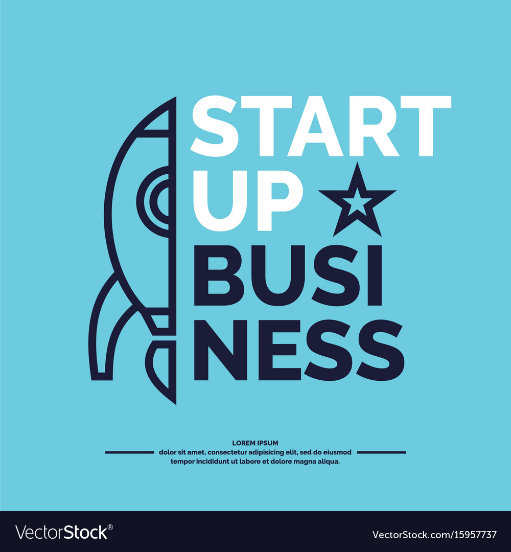 Start up income and success business