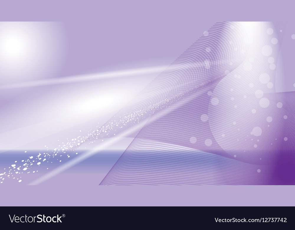 Digital abstract empty purple background