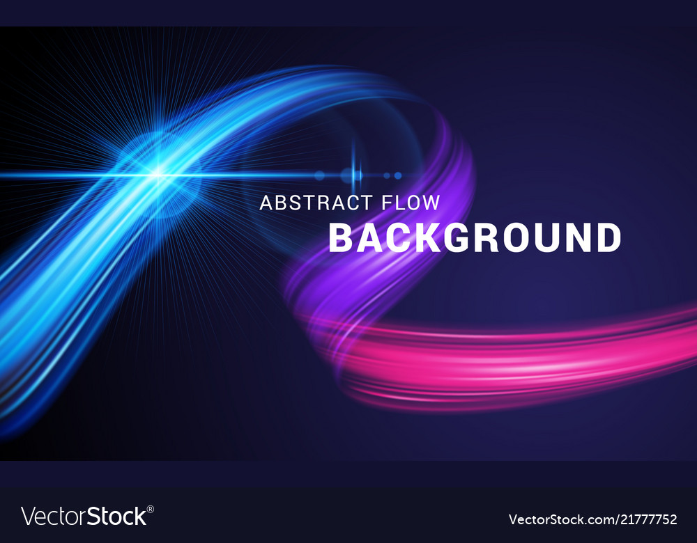 Modern colorful flow abstract background