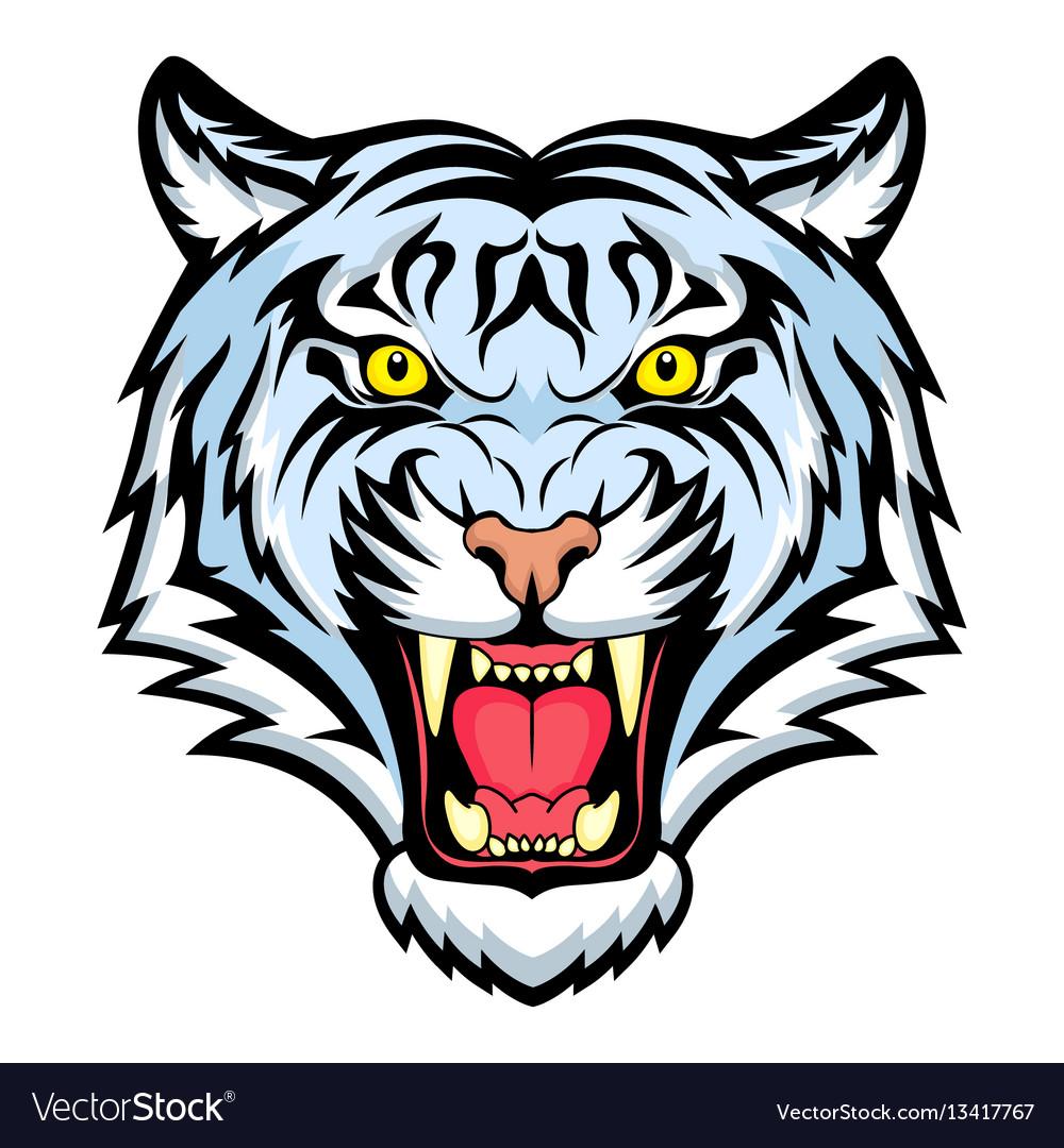 bengal tiger royalty free vector image vectorstock rh vectorstock com tiger vector free download tiger vector image