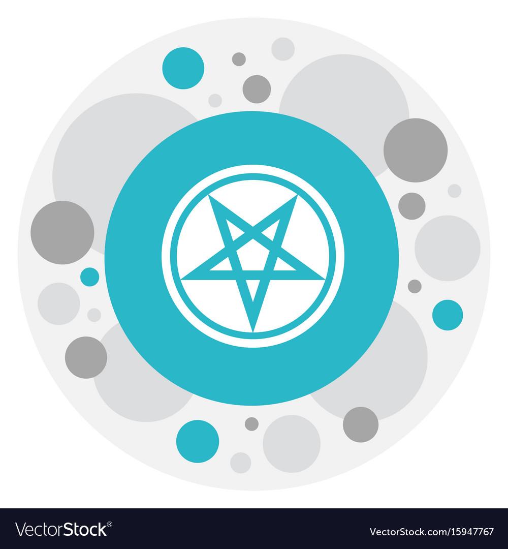 Of religion symbol on
