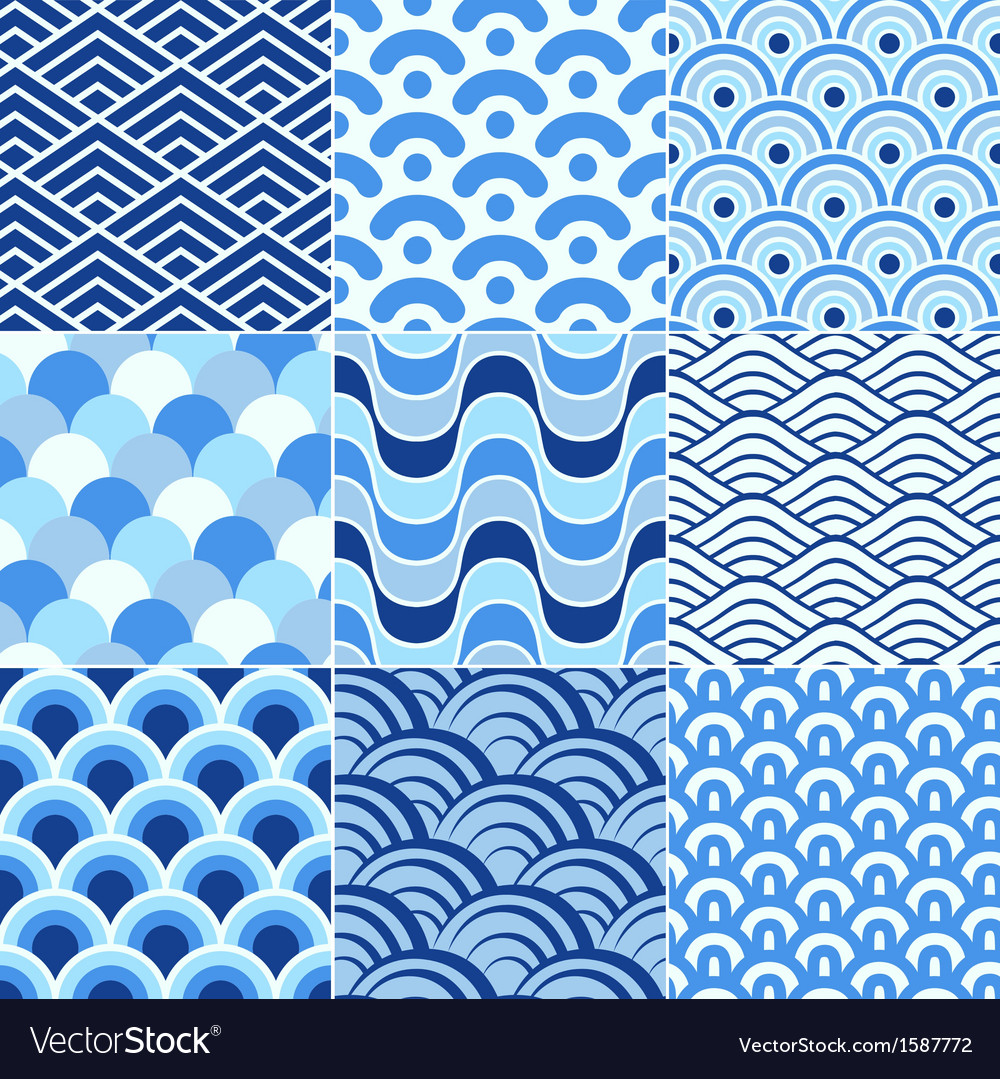 Ocean Wave Pattern Best Inspiration Ideas