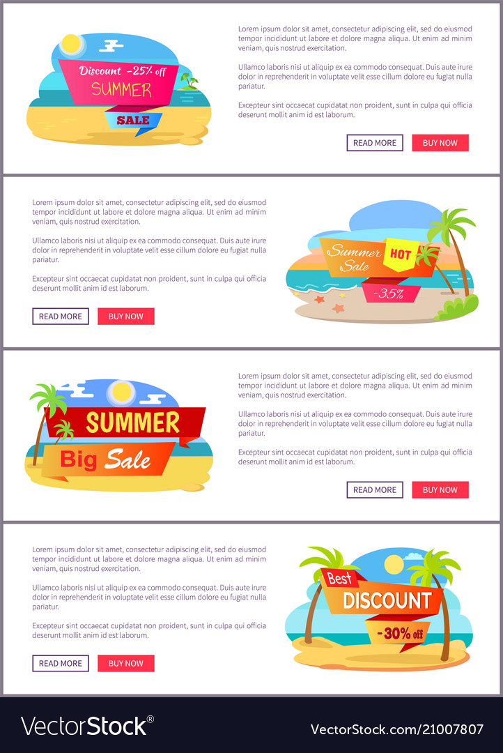 Big summer sale up to 30 internet promo pages