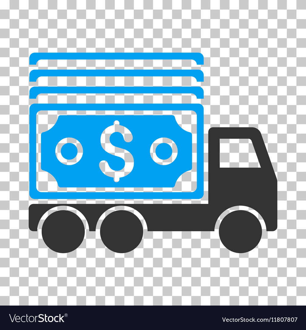 Cash Lorry Icon
