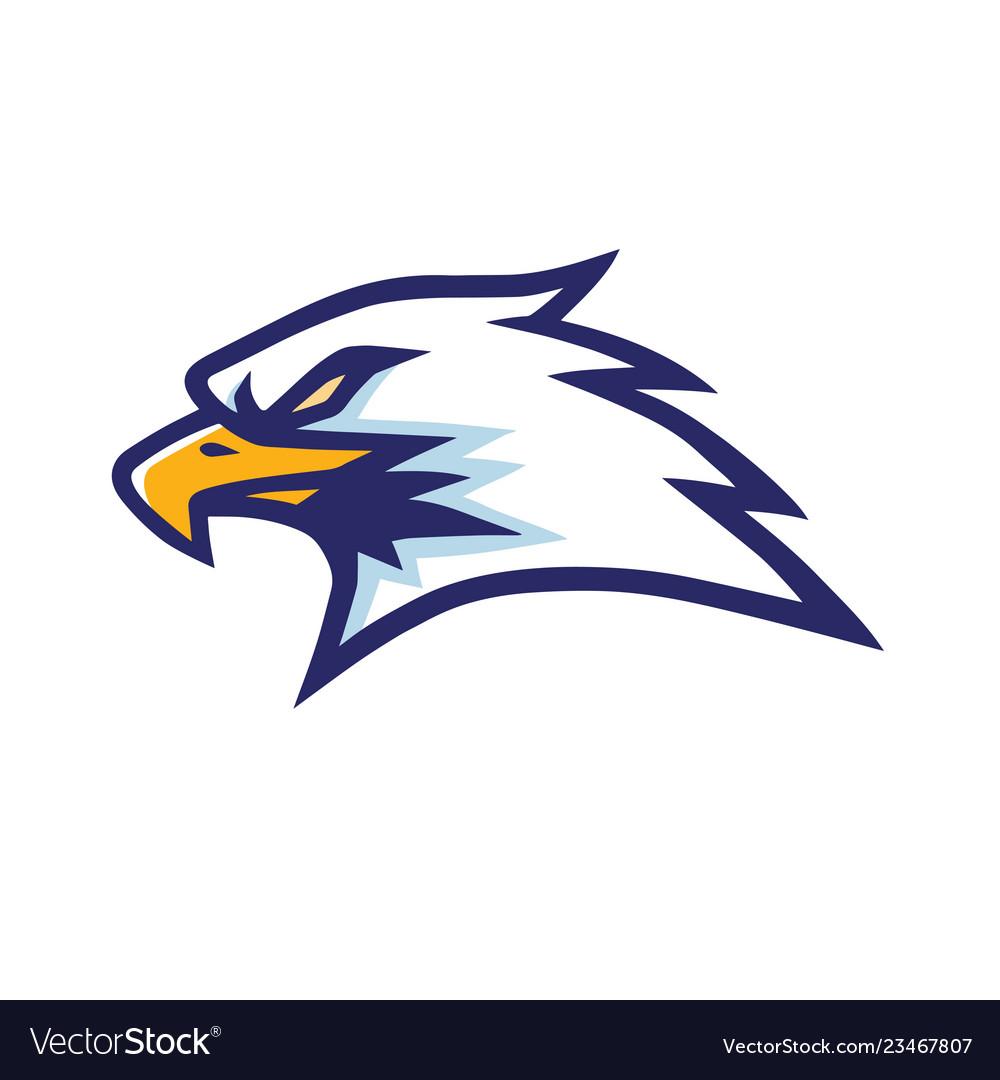 Eagle logo design template icon