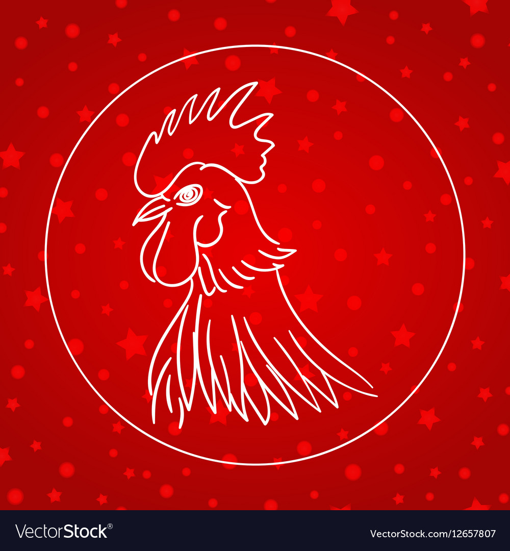 Rooster symbol 2017