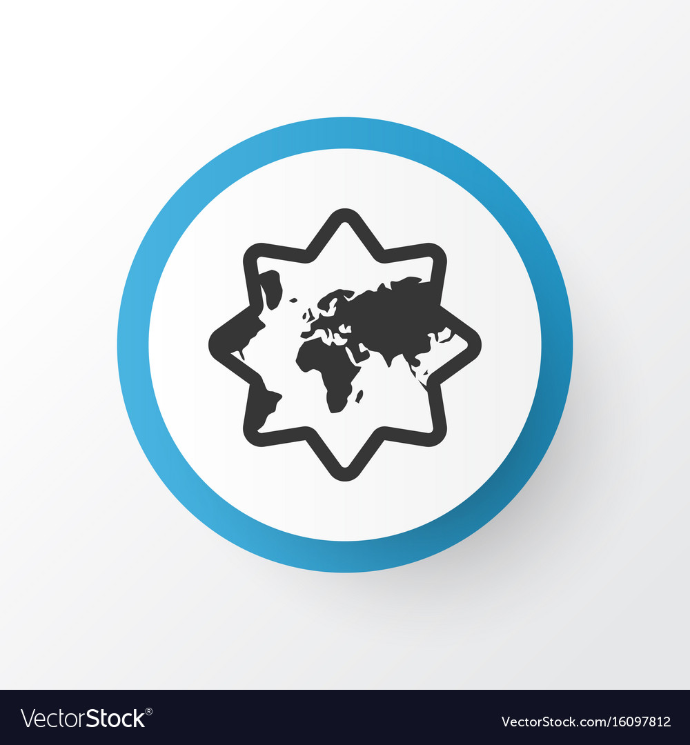 Islamic icon symbol premium quality isolated