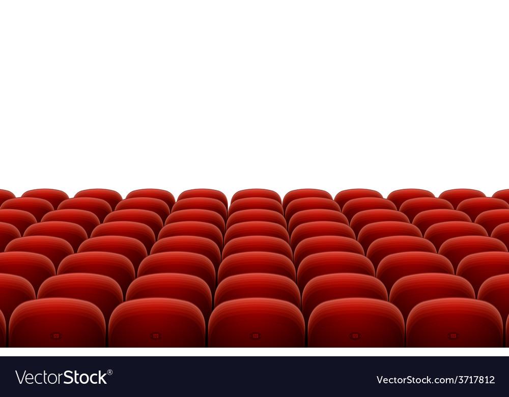 Red cinema theatre seats royalty free vector image red cinema theatre seats vector image freerunsca Gallery