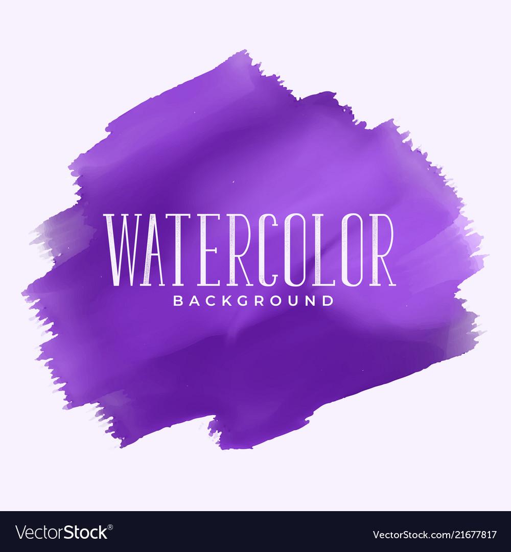 Bright purple watercolor texture background