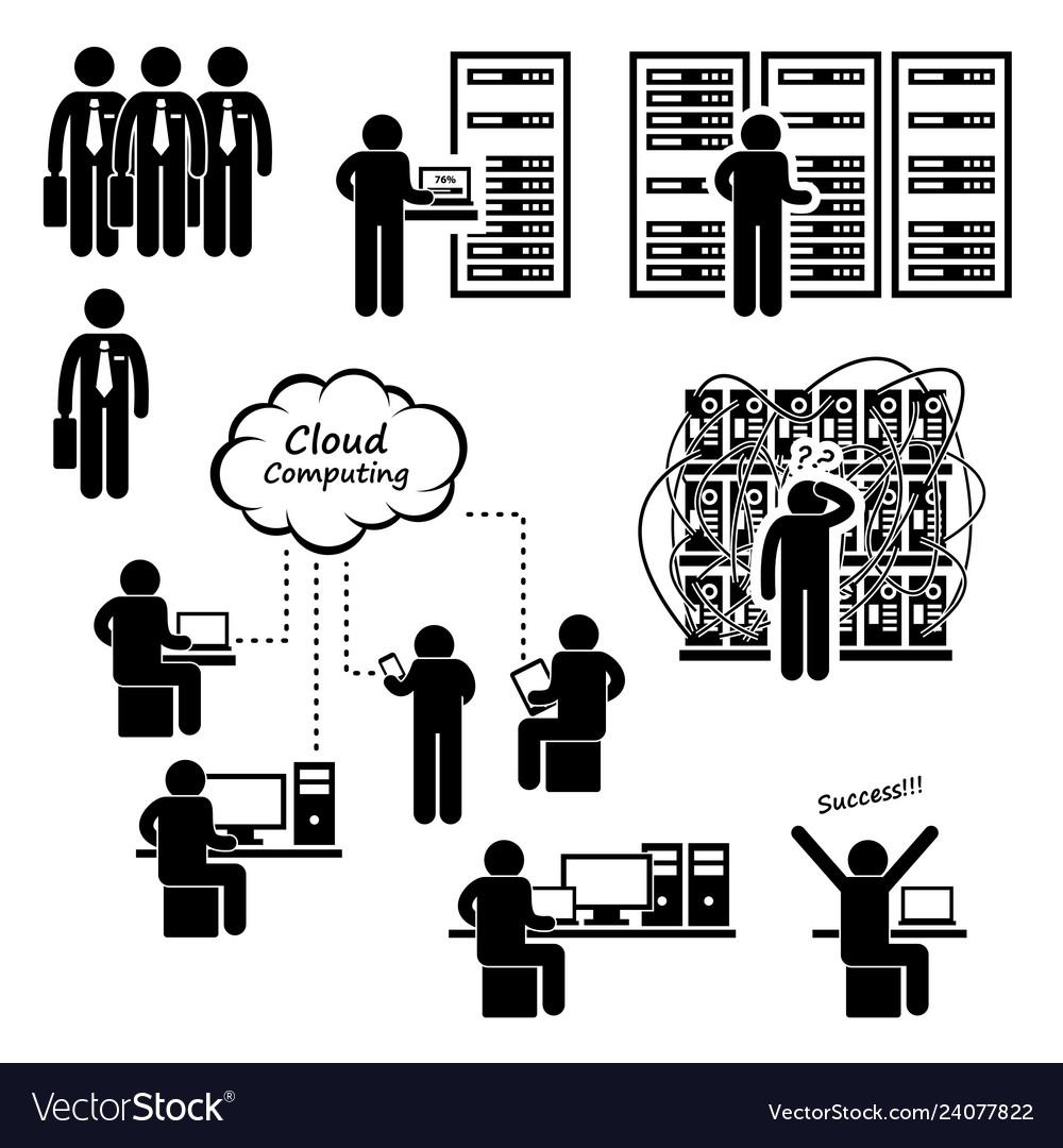 It engineer technician admin computer network