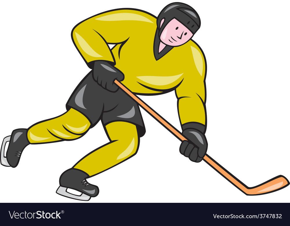 Hockey Ball Cartoon Zona Ilmu 10