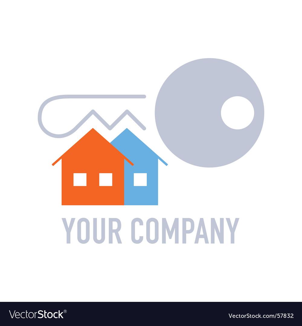Real Estate Company on Real Estate Company Logo Vector Art   Download Logo Vectors