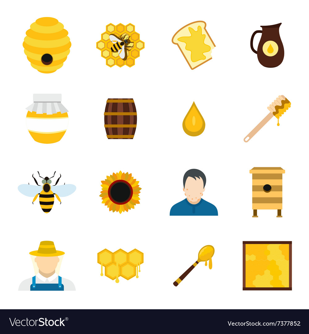 Apiary flat icon
