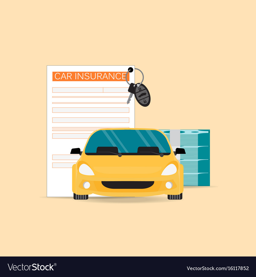 Car insurance with claim form