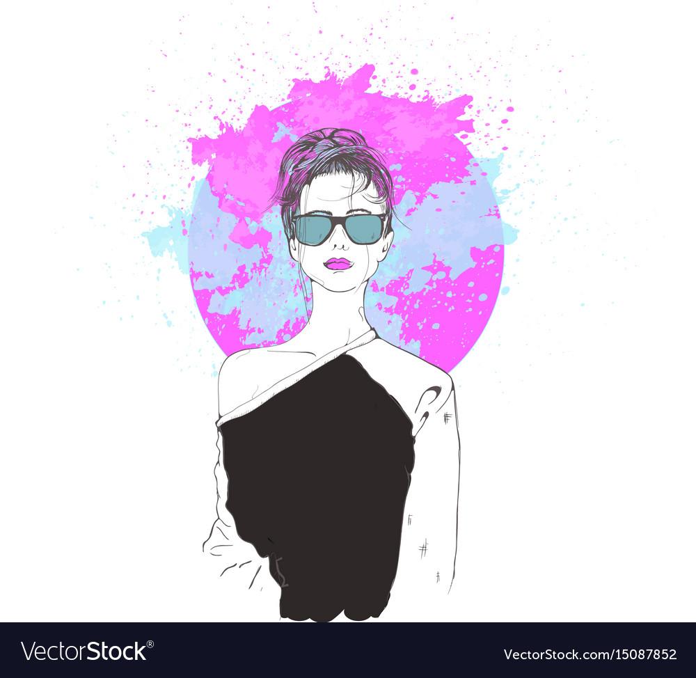 Pink fantasies swag girl