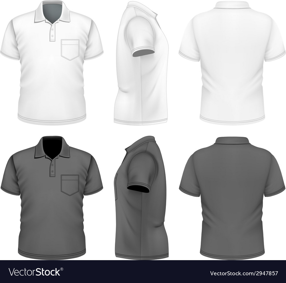 Mens T Shirt Design Template