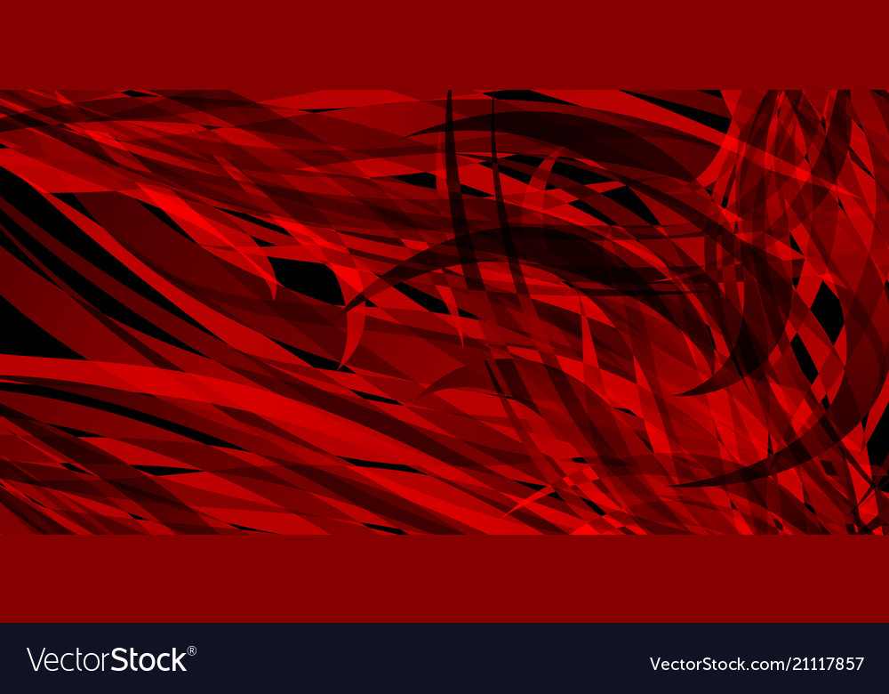 Red background of flowing bloody lines