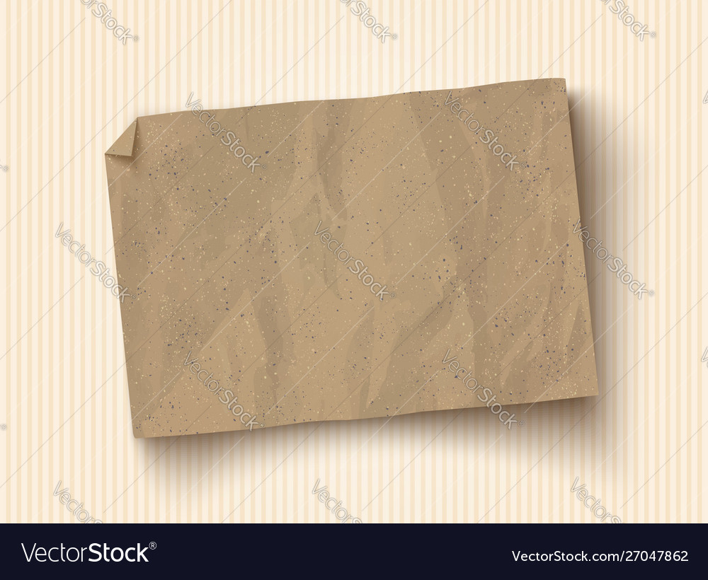 Craft brown paper texture