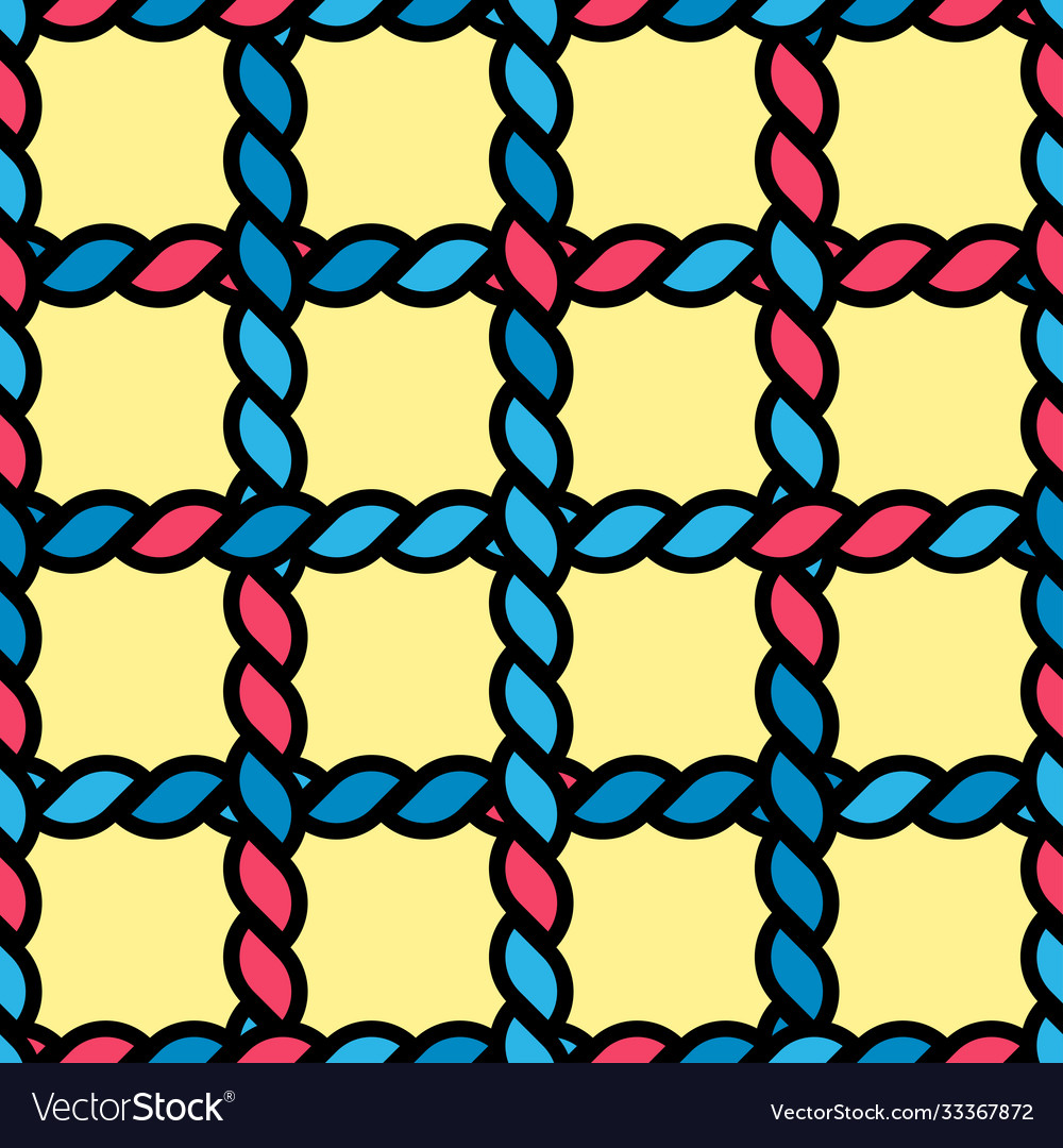 Geometric pattern stripes seamless
