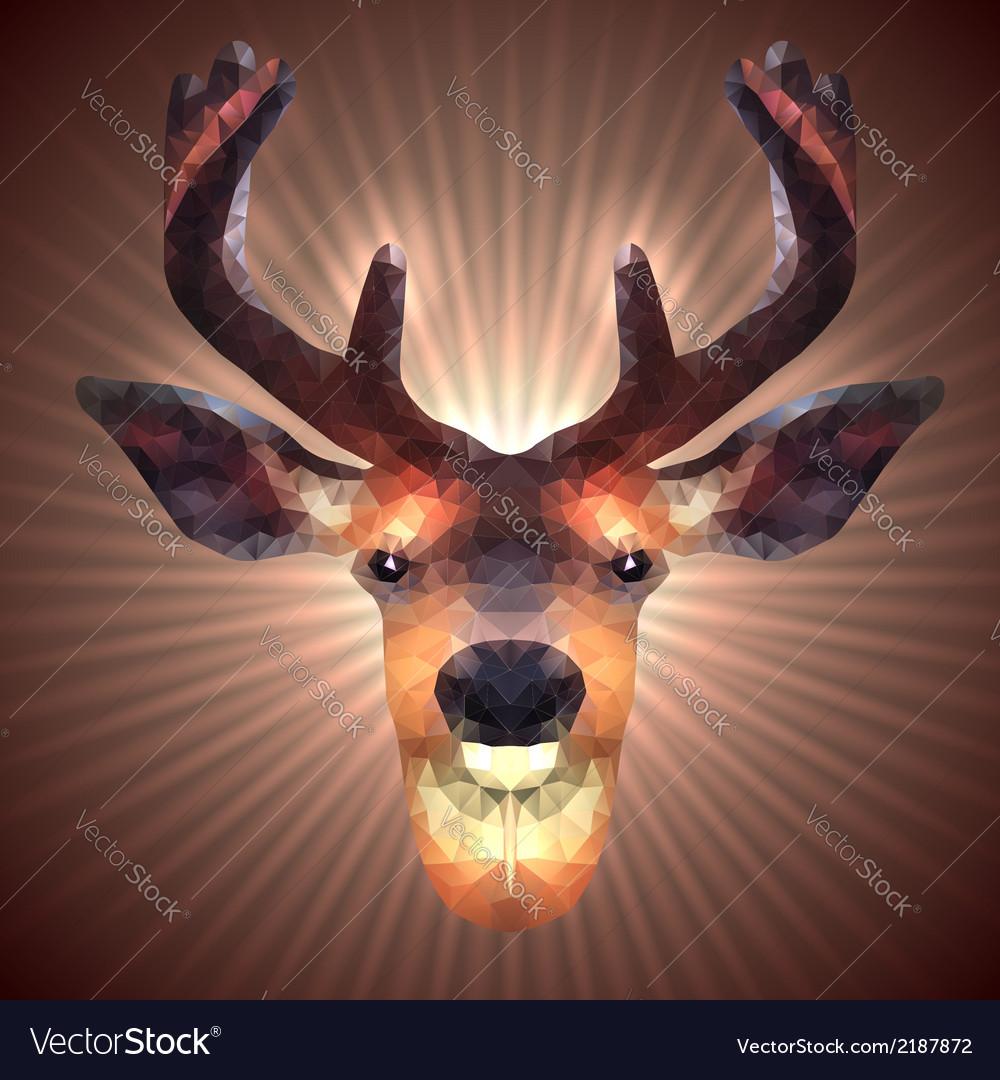 Polygonal Deer