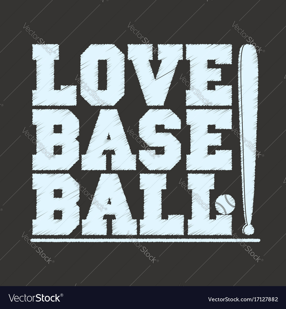 Baseball sportswear emblem baseball t-shirt