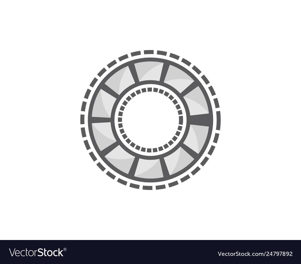 Filmstrip template designs