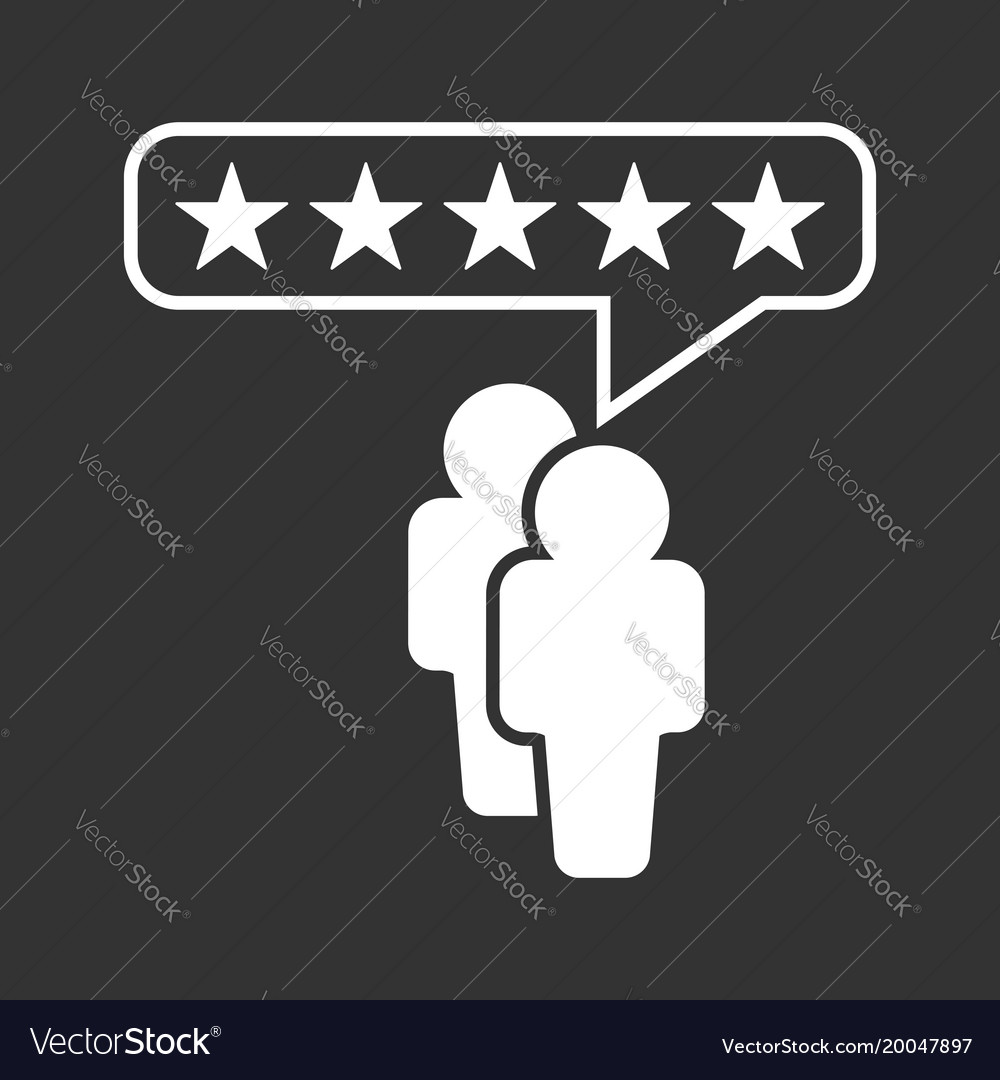 Customer reviews rating user feedback concept