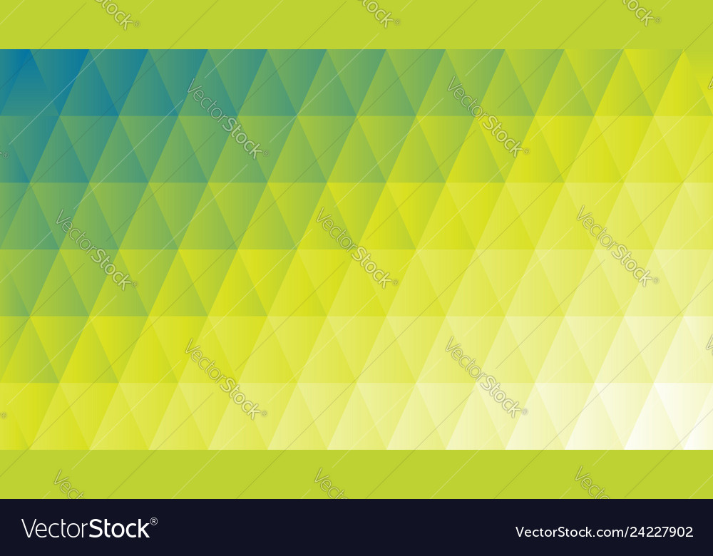 Gradient triangular abstract background