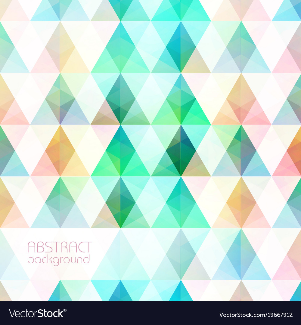Colorful light mosaic grid background
