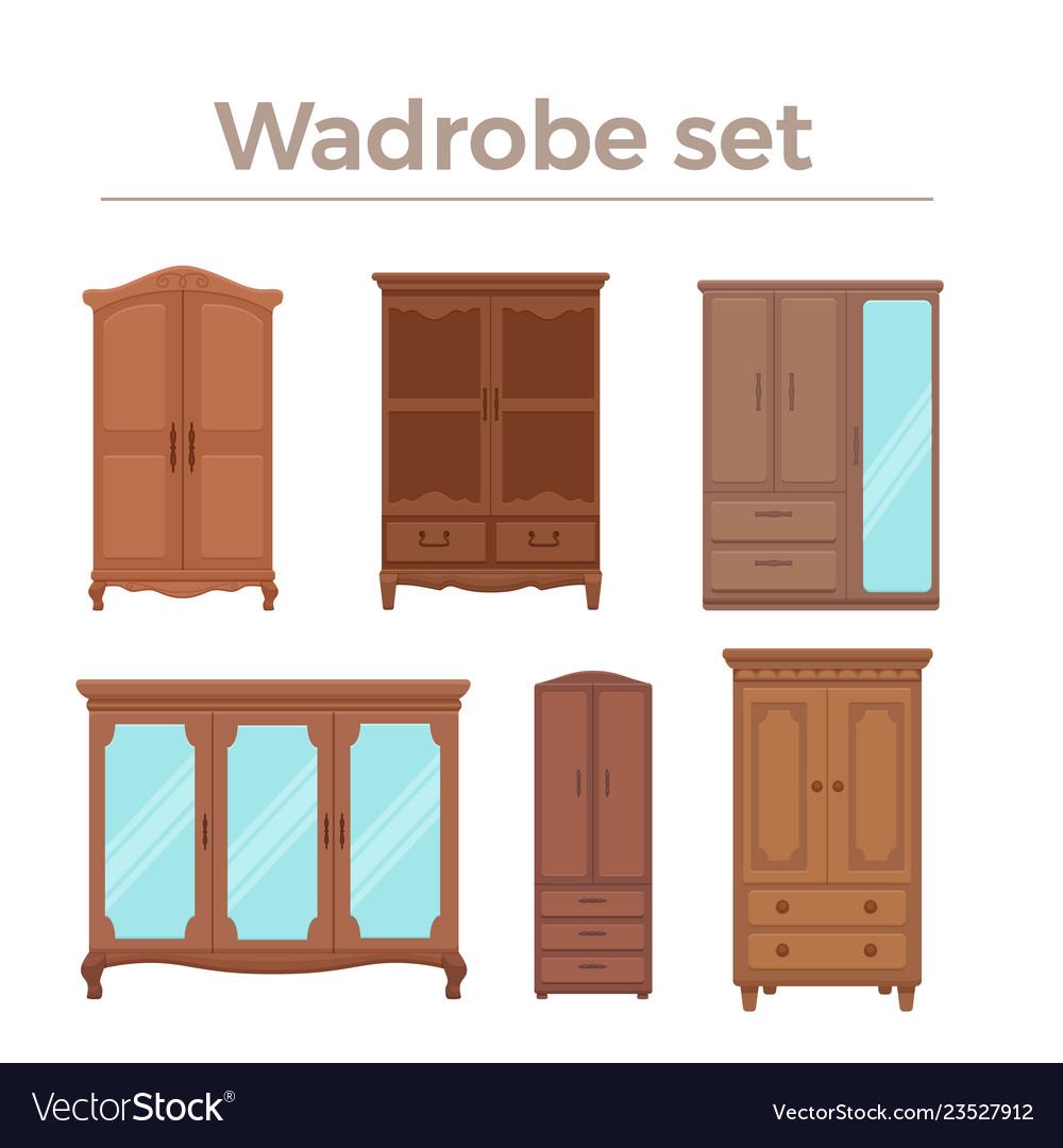 Furniture cartoon wood