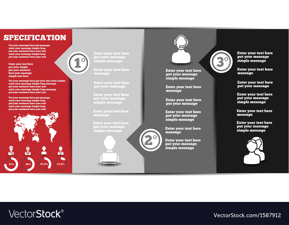 INFOGRAPHIC MODERN TEMPLATE 2 SECOND EDITION