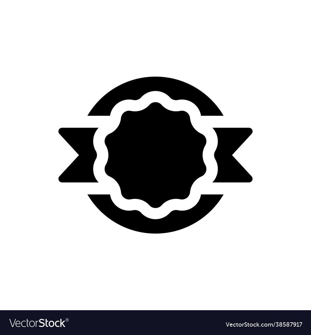 Achievement badge icon