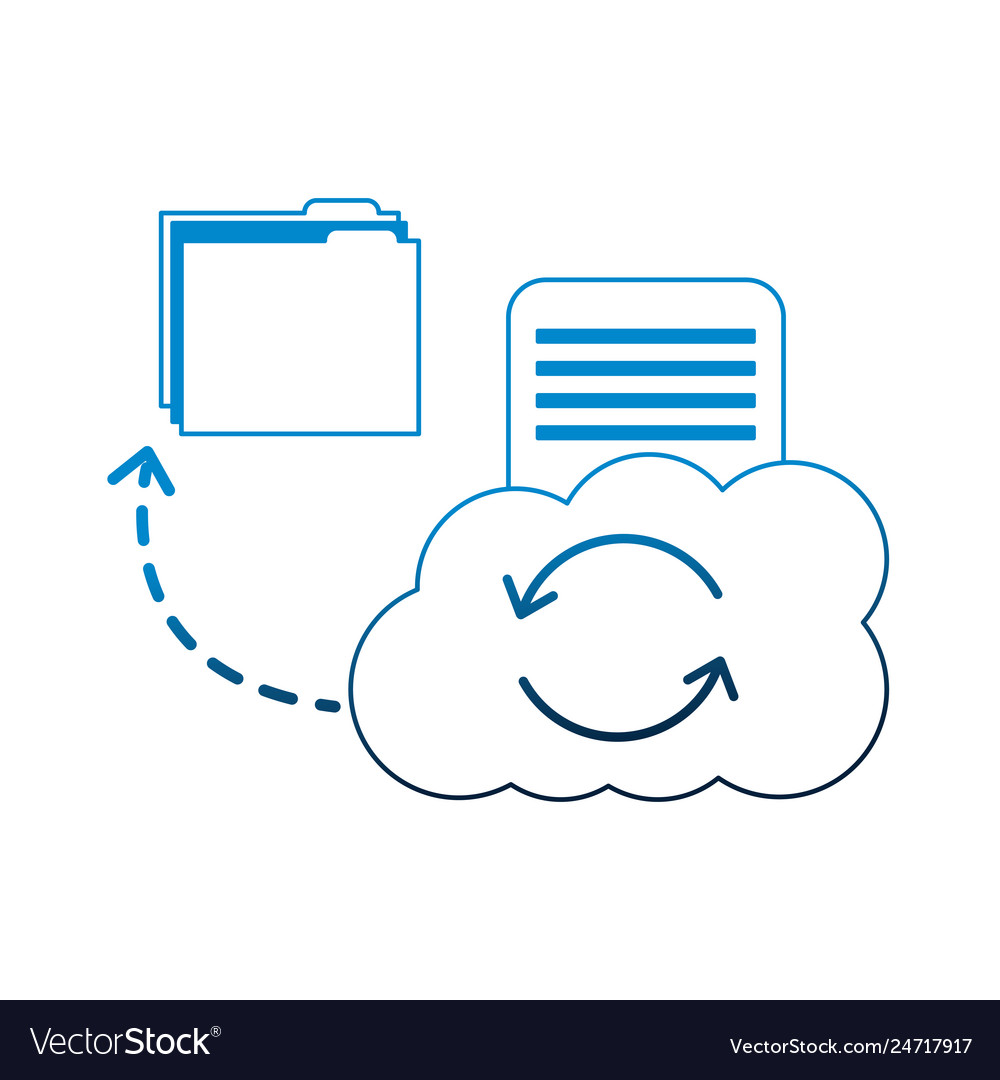 Cloud computing reload folder file data document