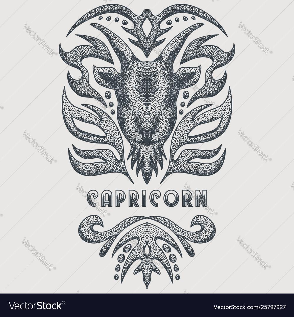 Capricorn vintage