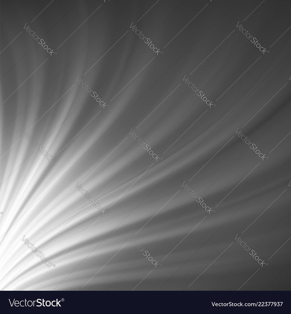 Grey wave blurred background glowing pattern