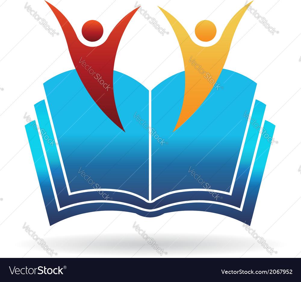 People book education logo