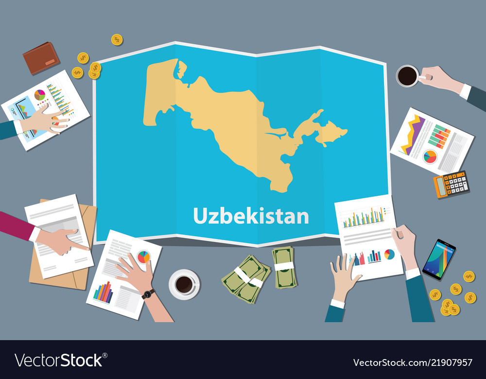 Uzbekistan country growth nation team discuss