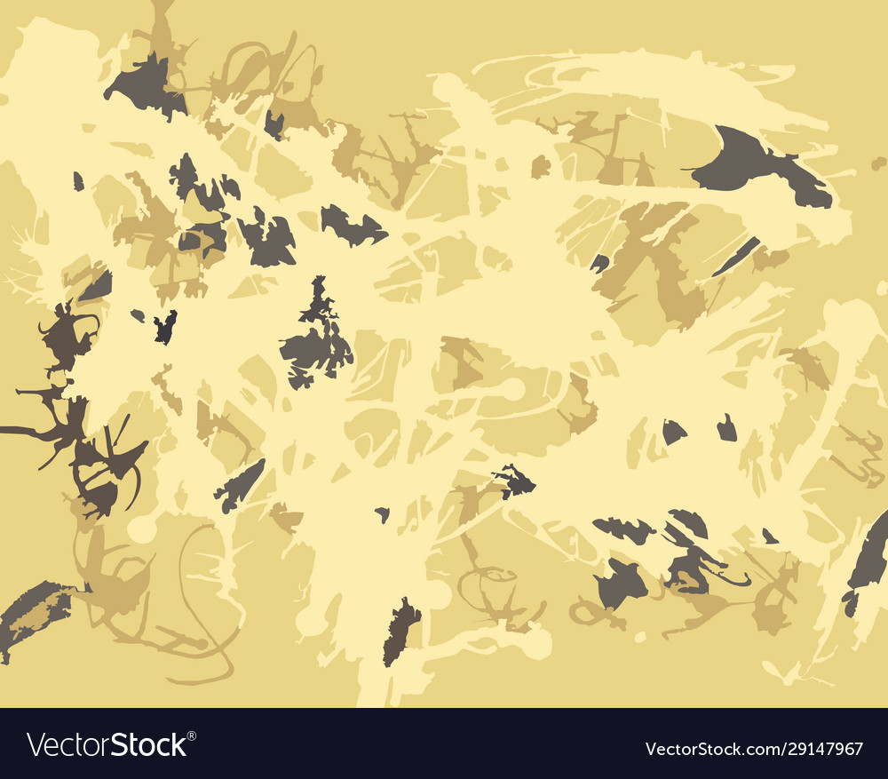 Abstract blots splatter artistic background