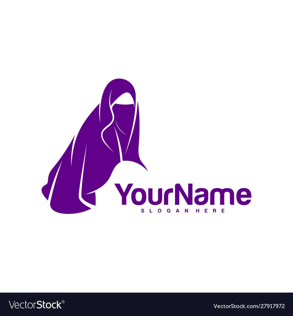 Hijab Logo Design - Best Hijab Style