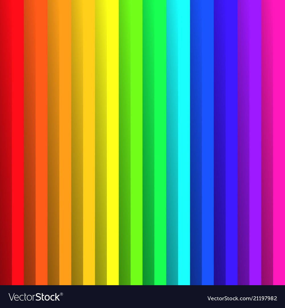Overlapping colorful paper sheets in colors of