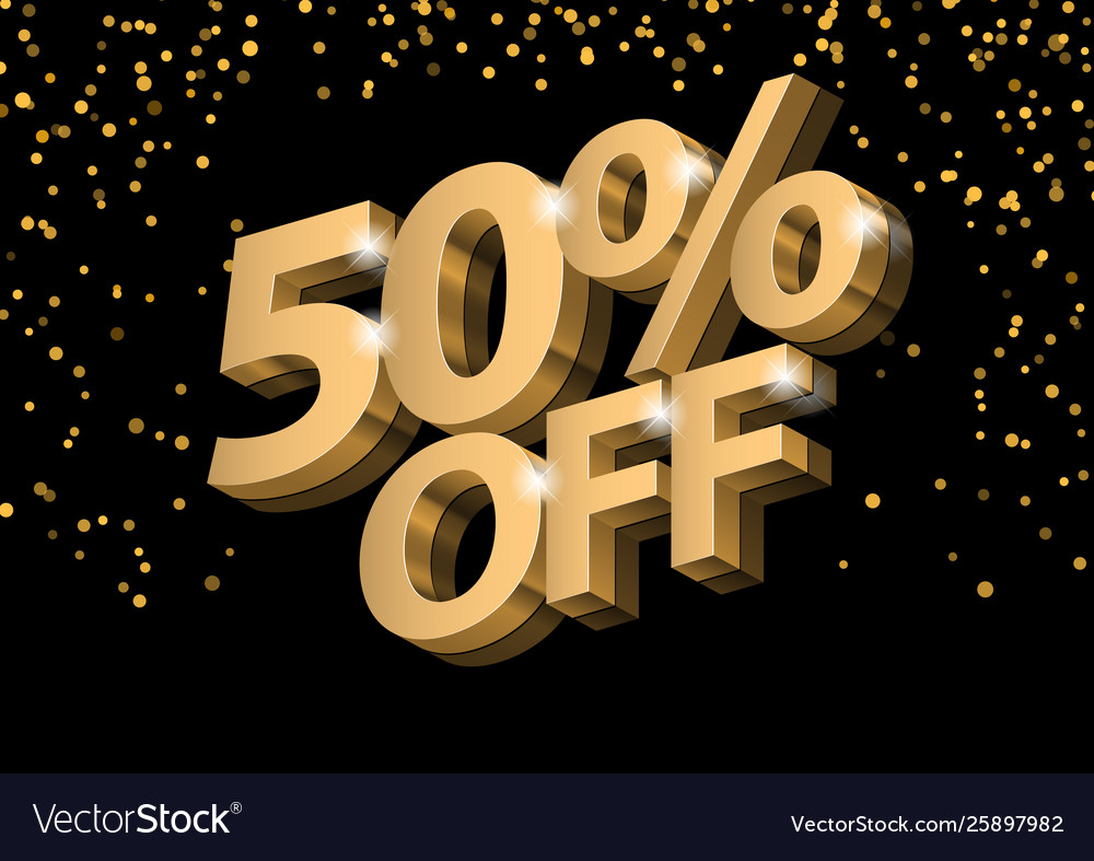 Sale special offers discount with price is