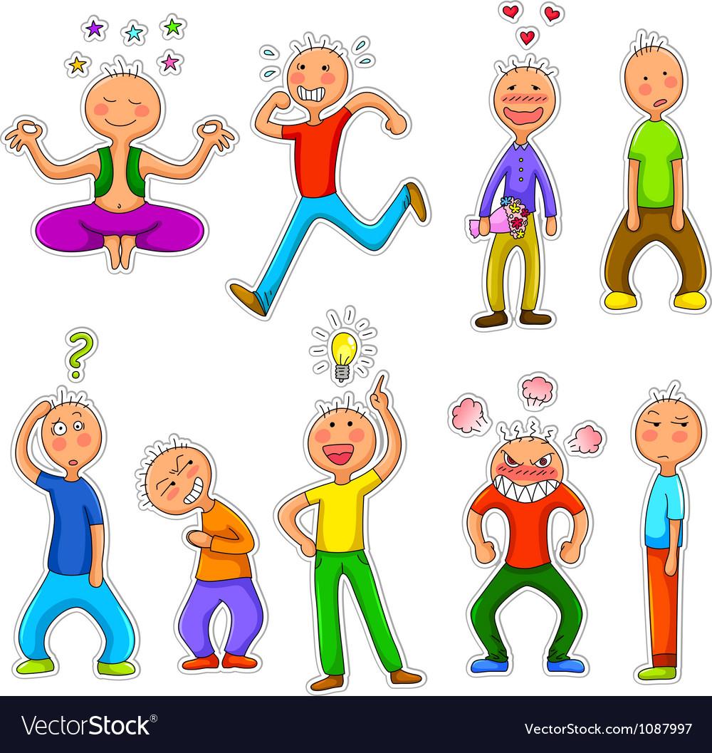 Характеры детей в картинках