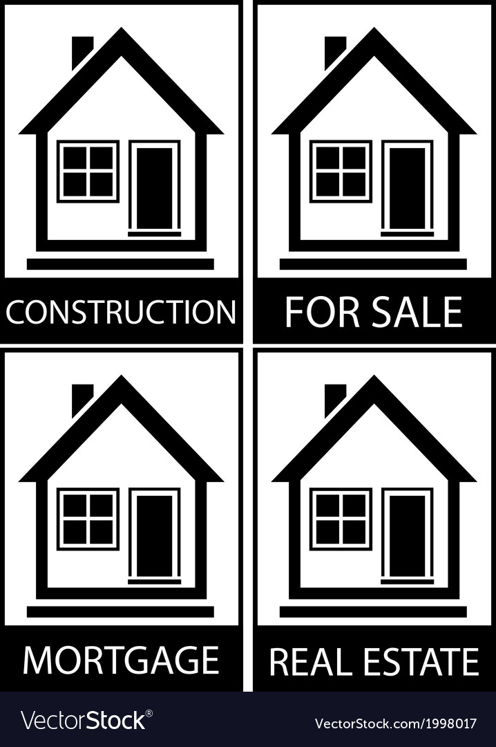Set home for sale construction and mortgage