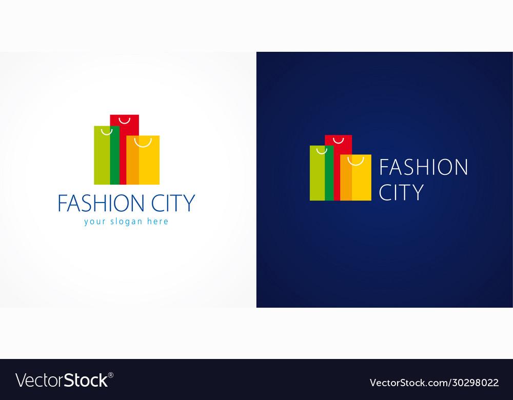 Fashion city logo
