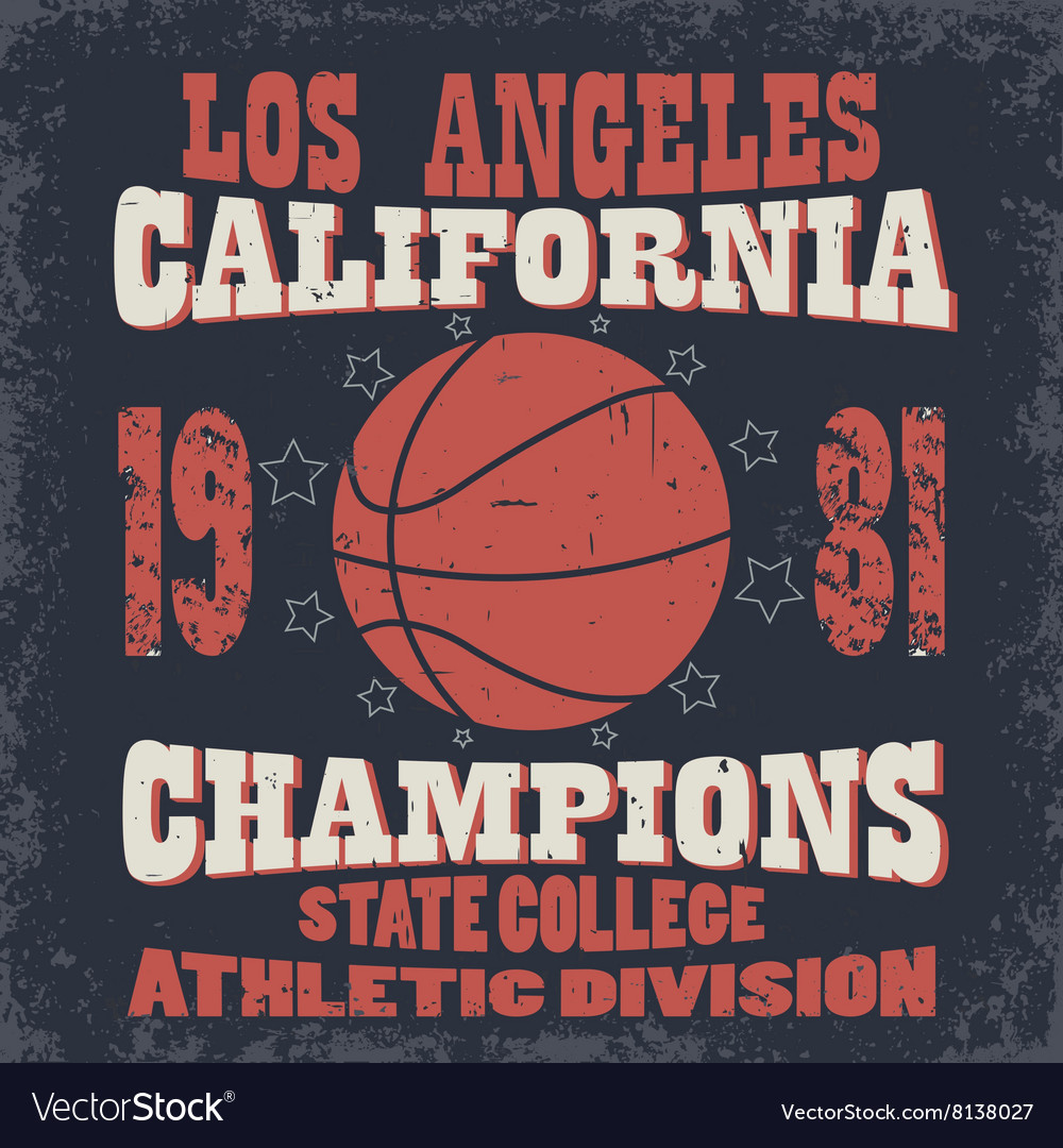 Vintage typography stamp t-shirt graphics