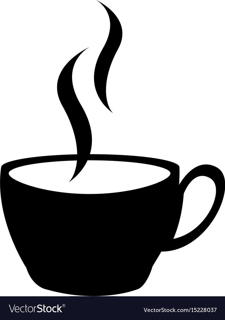 Coffee Icon Cartoon Coffee Icon Black Cup Black OP0nkw