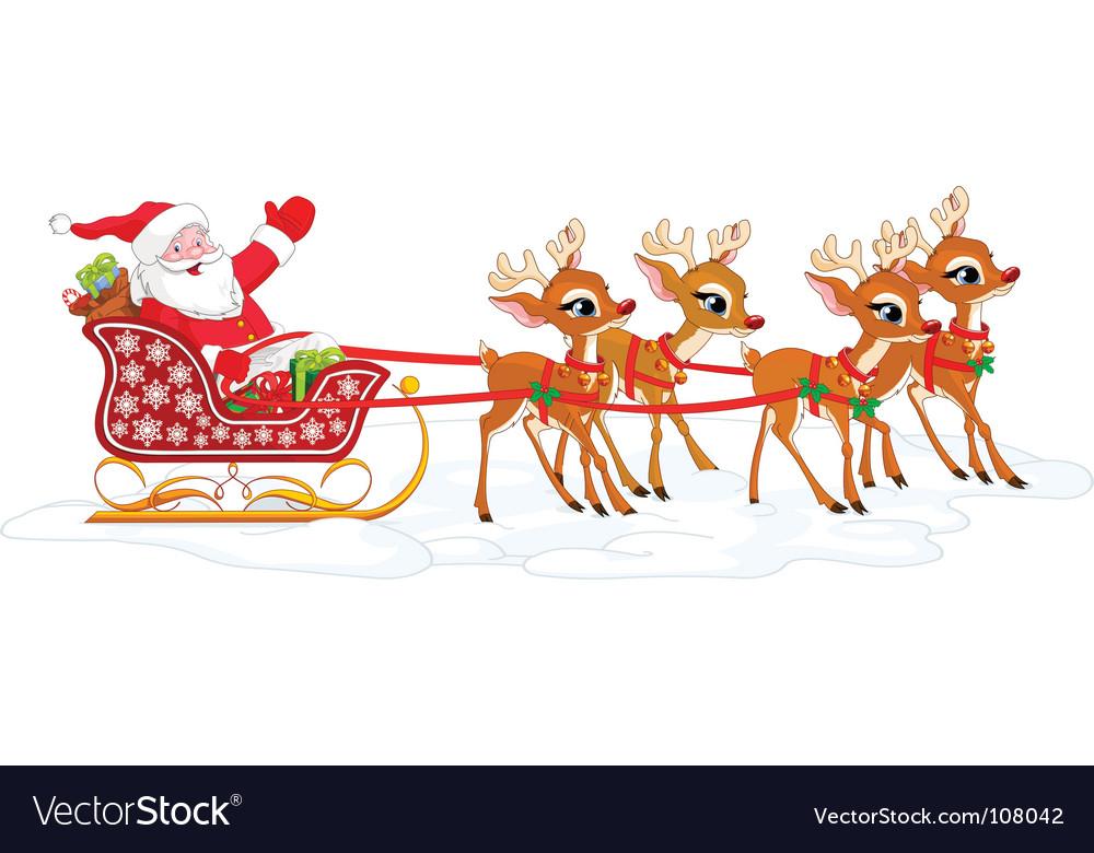 Santas sled