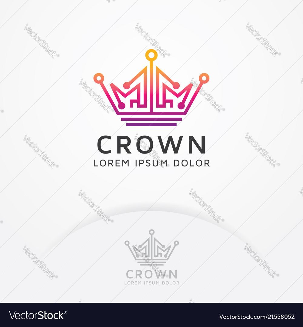 Crown technology logo