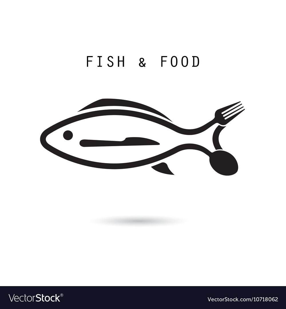 Spoonfork and knife icon vector image