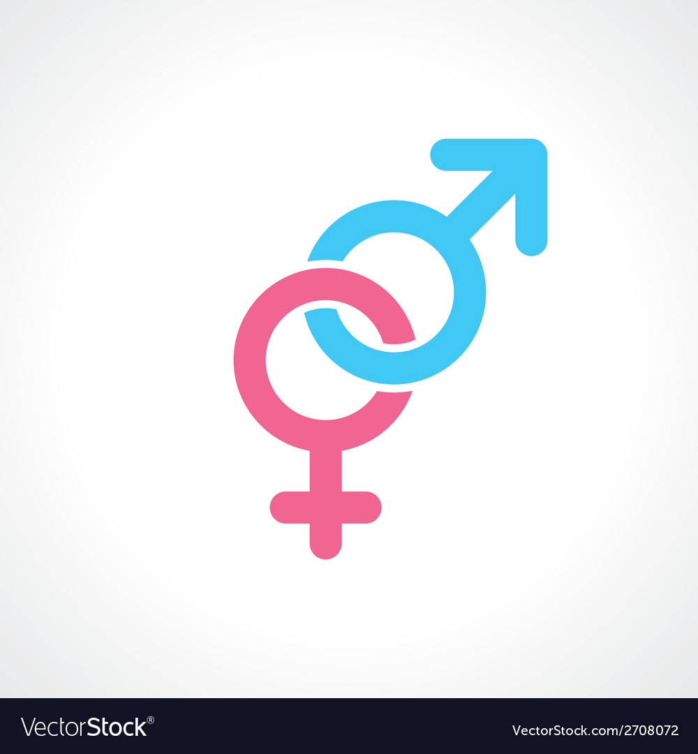 men women symbol royalty free vector image - vectorstock  vectorstock